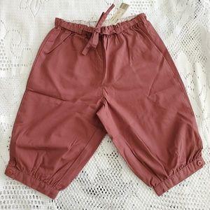 Bonpoint unisex bloomer style trousers